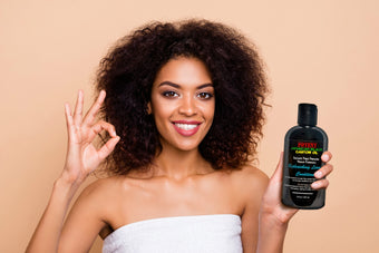 Leave in Replenishing Conditioner
