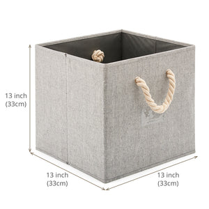 Collapsible Basket Cubes Boxes