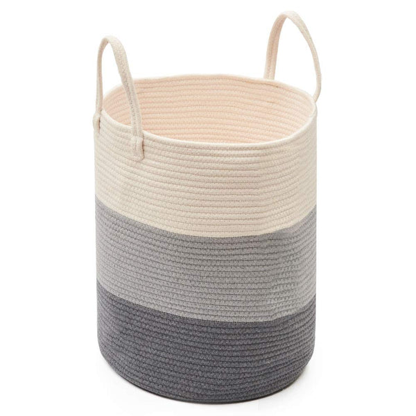 Cotton Rope Hamper Basket