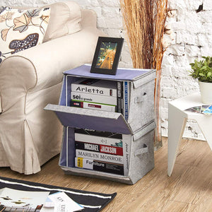 Fabric Storage Organizer Bins