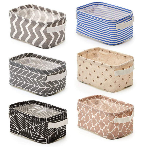 Fabric Shelf Bins