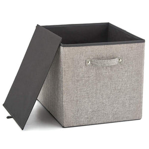 Foldable Fabric Storage Cubes
