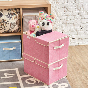 Fabric Storage Bins