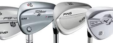Different Golf Club Wedges