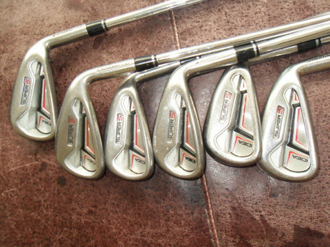ADAMS IDEA SUPER S IRONS 5-PW - Golfdealers.co.uk