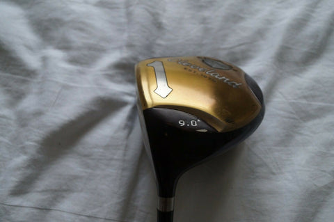 CLEVELAND CLASSIC DRIVER 9 DEG - LEFT HAND - MIYAZAKI SHAFT - Golfdealers.co.uk