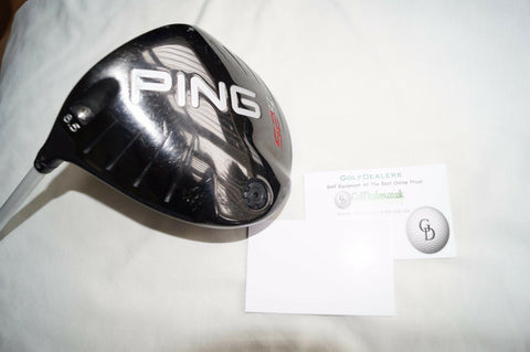 PING G25 DRIVER 8.5 DEG LEFT HAND WITH ROGUE ALDILA SHAFT - Golfdealers.co.uk