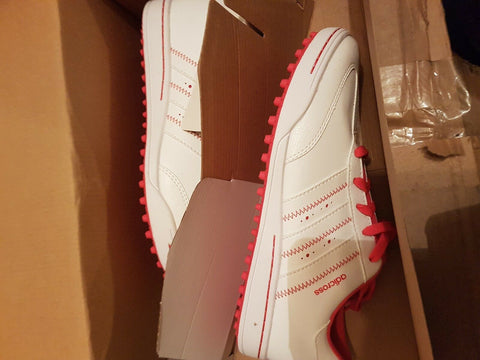 Adidas Golf Junior adicross V Shoes Size 4 UK - Golfdealers.co.uk