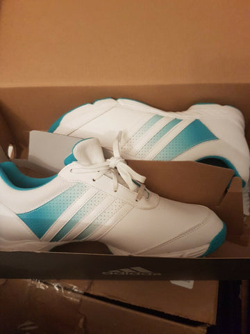 ADIDAS WOMEN'S TECH RESPONSE GOLF SHOES 5.5 UK - Golfdealers.co.uk