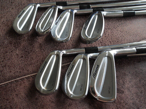 MIZUNO MP-62 IRONS 4-PW - PROJECT X 5.5 SHAFTS - Golfdealers.co.uk