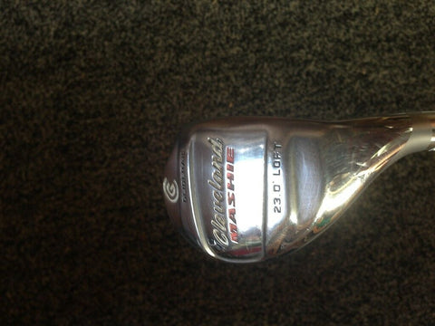 CLEVELAND MASHIE HYBRID 23 DEG LADIES SHAFT - EX DEMO - FREE SHIPPING TO UK - Golfdealers.co.uk