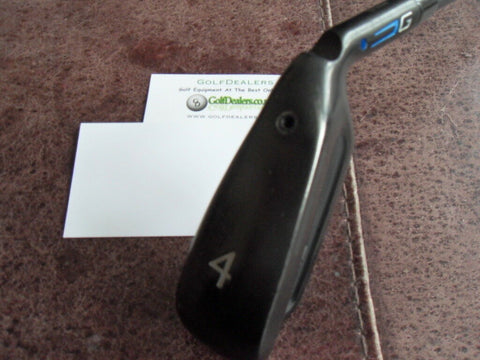 PING G SERIES CROSSOVER IRON HYBRID N0 4 STIFF ALTA - EX DEMONSTRATION GOLF CLUB - Golfdealers.co.uk