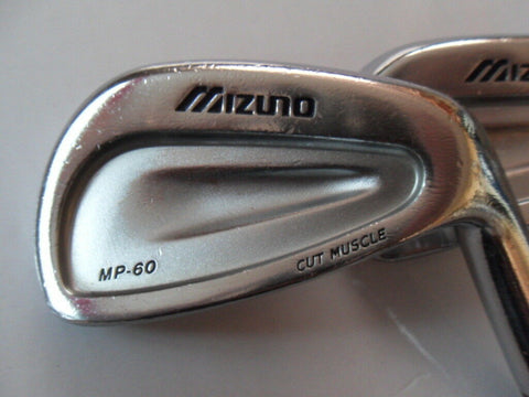 MIZUNO MP-60 IRONS 3-PW - DYNAMIC GOLD SHAFTS!!! - Golfdealers.co.uk