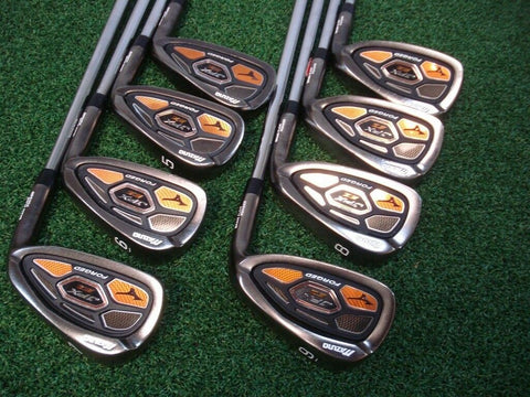 MIZUNO JPX EZ FORGED IRONS 4-GW - DGS300 STEEL SHAFT - NEW - Golfdealers.co.uk
