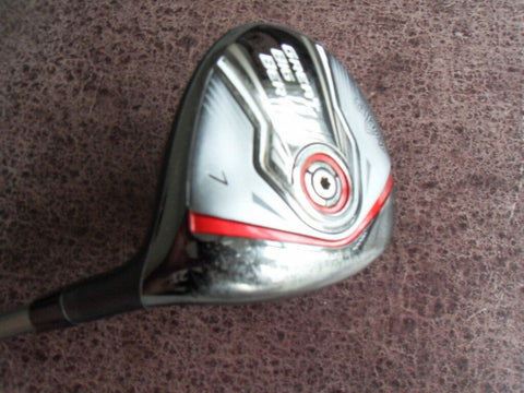 CALLAWAY GREAT BIG BERTHA 7 WOOD - KURO KAGE SHAFT - FREE POSTAGE TO UK - Golfdealers.co.uk
