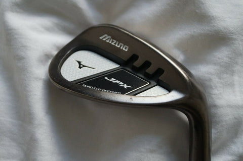 Mizuno JPX Series 56 Deg Sand Wedge. Quad Cut Grooves. XP  105 Shaft - Golfdealers.co.uk