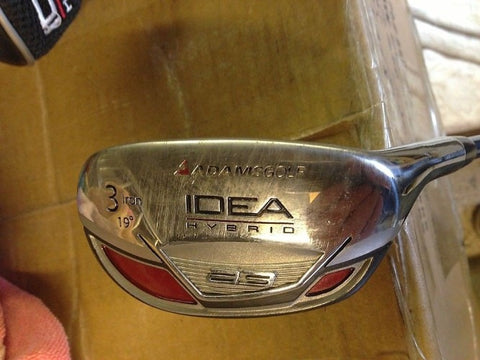 ADAMS IDEA A3 19 DEG 3H HYBRID / RESCUE - ALDILA SHAFT - X-STIFF - Golfdealers.co.uk