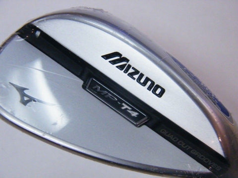 MIZUNO MP-T4 58 DEG LOB WEDGE WITH 10 DEG BOUNCE WHITE SATIN - NEW - Golfdealers.co.uk