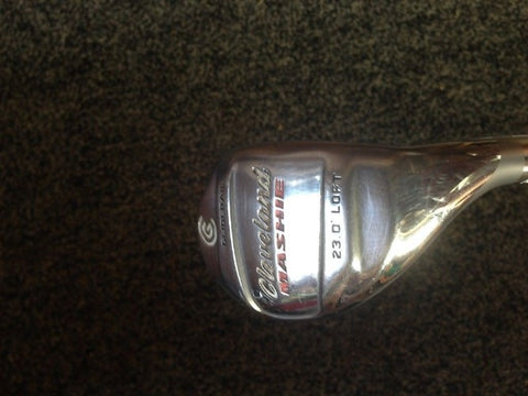 CLEVELAND MASHIE HYBRID 23 DEG LADIES SHAFT - EX DEMONSTRATION CLUB - Golfdealers.co.uk