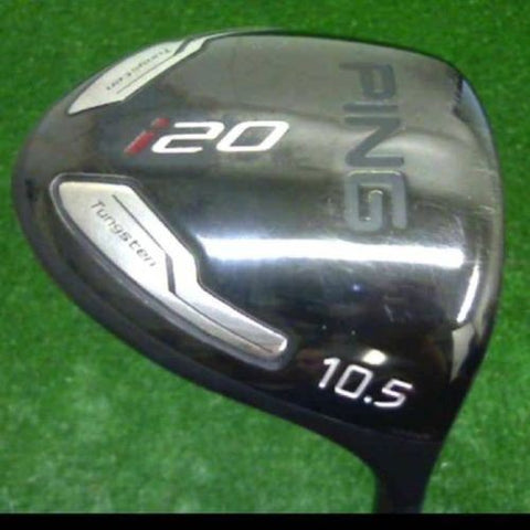 PING i20 DRIVER - 10.5 DEG - EX DEMONSTRATION - Golfdealers.co.uk