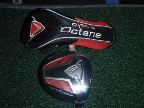 CALLAWAY DIABLO OCTANE FAIRWAY 3 WOOD REGULAR - BRAND NEW - Golfdealers.co.uk