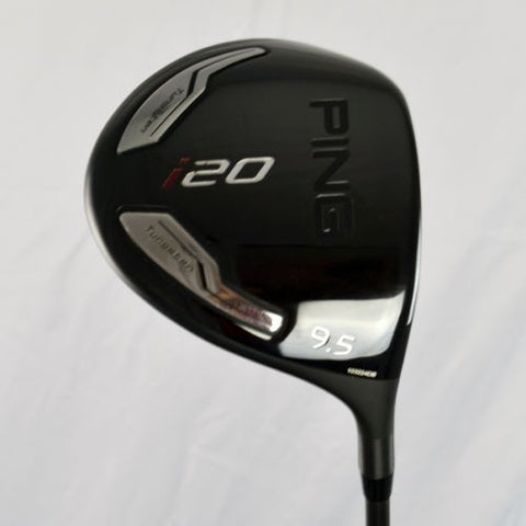 PING i20 DRIVER - 9.5 DEG - FUJIKURA ROMBAX SHAFT - EX DEMONSTRATION - Golfdealers.co.uk
