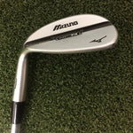 MIZUNO MP-T4 60 DEG LOB WEDGE WHITE SATIN - LEFT HAND - NEW - Golfdealers.co.uk