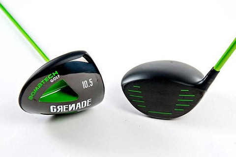 Bombtech Grenade Driver - Brand New - Golfdealers.co.uk