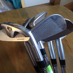 TaylorMade RAC TP Forged Irons 4-PW - RIFLE SHAFTS - Golfdealers.co.uk