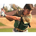 Swing Jacket - Golf Training Aid Left and Right Handed Options Available - Golfdealers.co.uk