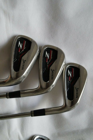 SRIXON Z355 IRONS 5-PW - NS PRO SHAFTS - Pre Owned Golf Clubs