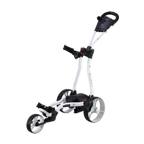 Big Max Gamma Electric Golf Trolley - New - Golfdealers.co.uk