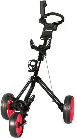 Big Max Xtreme Rider Golf Trolley - New - Golfdealers.co.uk