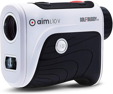 GolfBuddy Laser aim L10v Golf Rangefinder - New - Golfdealers.co.uk