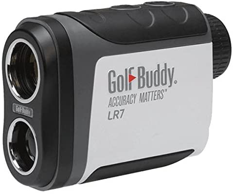 GolfBuddy Laser LR7 Golf Rangefinder - New - Golfdealers.co.uk