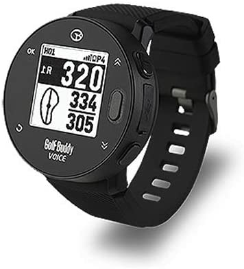 GOLF BUDDY 'VOICE X' LIMITED EDITION WITH WRISTBAND GPS UNIT - NEW - Golfdealers.co.uk