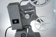 Load image into Gallery viewer, Vintage Keystone C-18 Movie Projector 8mm Film