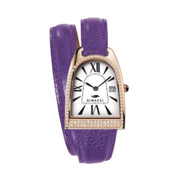 Nicy Queen II Luxury Purple Watch