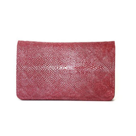 Red Stingray Clutch