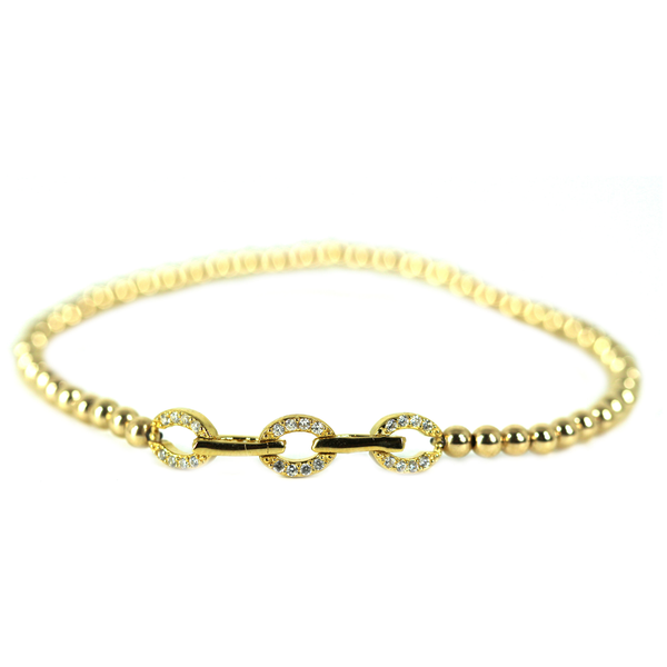 Chain Stretch Bracelet