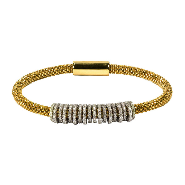 Gold Magnetic Bracelet
