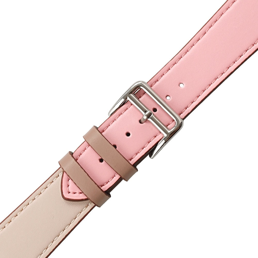 Leather Strap for Apple Watch