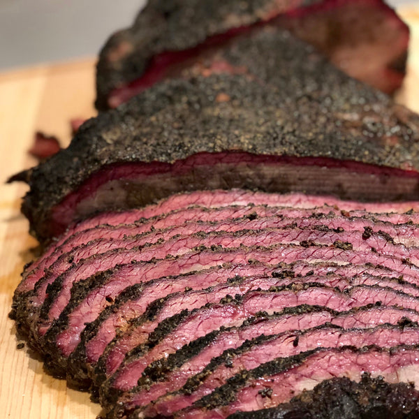 How To Smoke A Brisket Recipe On The Big Green Egg The