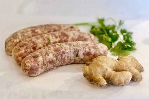 Ginger Scallion Sausage Recipes