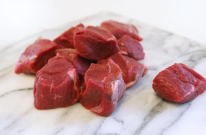 Lamb Stew Meat - The Organic Butcher of McLean