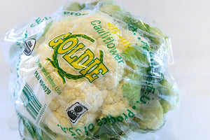 Organic Local Cauliflower - The Organic Butcher of McLean