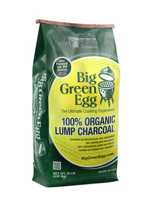 Big Green Egg Organic Lump Charcoal - The Organic Butcher of McLean