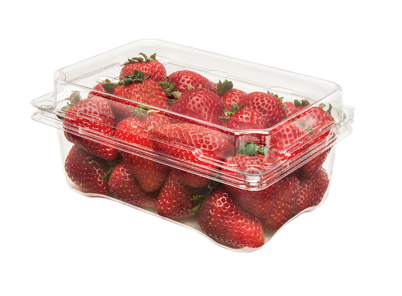 Organic Strawberries - 1 lb clamshell - The Organic Butcher of McLean