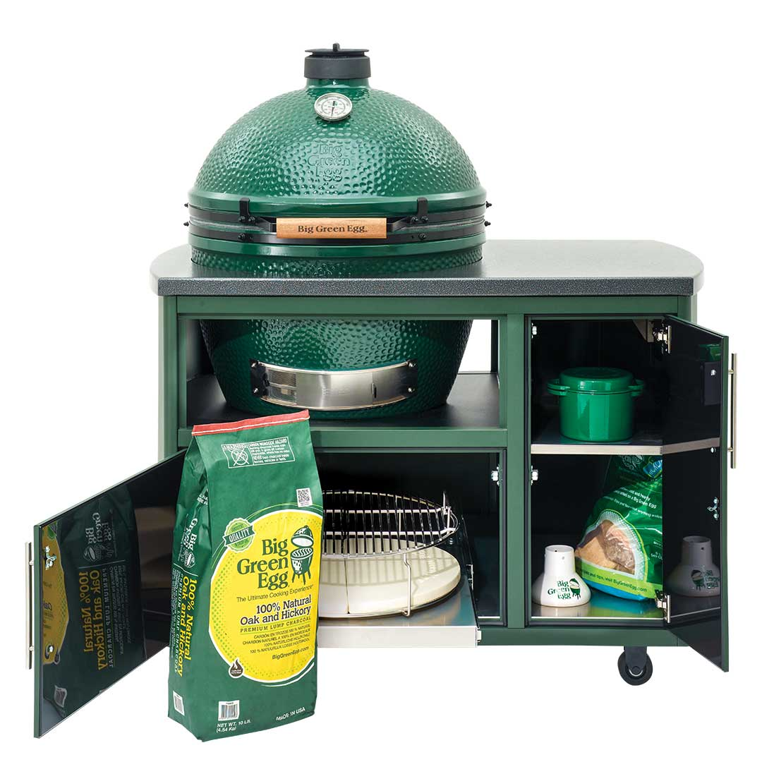 BGE Compact Cooking Island - The Organic Butcher of McLean