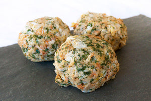 Oven-Ready Crab Cakes - The Organic Butcher of McLean